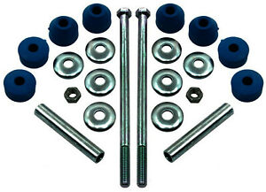 Suspension Stabilizer Bar Link Kit Front ACDelco 45G0002