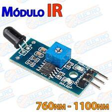 Modulo Sensor de Llama IR 760nm - 1100nm flama fuego YG1006 - Arduino Electronic