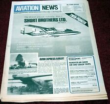 Aviation News Magazine 6.14 Short Brothers,Scottish Aviation Twin Pioneer Plans