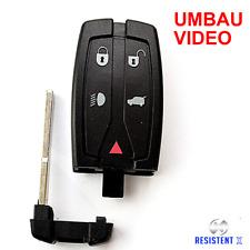 5-Tasten Gehäuse Schlüssel Stick für Land Rover Freelander Fernbedienung-LRF2