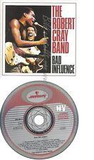 CD--THE ROBERT CRAY BAND -- -- BAD INFLUENCE