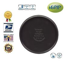 """iGrip Self-Adhesive Suction Cup Adapter Plate 3"""" (70mm) Dashboard GPS Disc Mount"""