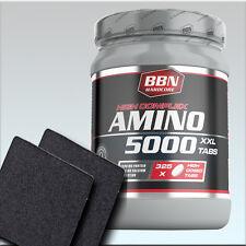 (29,29�'�/kg) Best Body Nutrition Hardcore Amino 5000  325 Tabl. + Griffpads