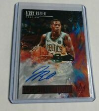 R25,508 - TERRY ROZIER - 2018/19 COURT KINGS - AUTOGRAPH - RED - #14/25 -