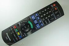 Panasonic DMR-EZ49VEBK Genuine DVD Recorder Remote Control N2QAYB000466
