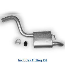 Ford Mondeo 2.0Di TDDi TDCi 1.8 Sci 2.2 Estate 00-07 Exhaust Rear Silencer