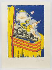Salvador Dali l'immacolata concezione litografia originale Dalart certificata