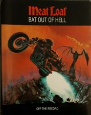 MEAT LOAF / GUITAR TAB / BASS TAB / BAND SCORE / BAT OUT OF HELL / MEGARARE