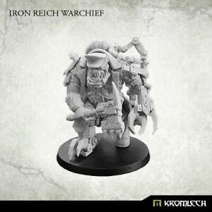Kromlech Iron Reich Warchief Brand New KRM132