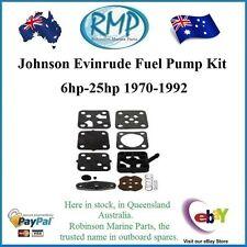 A Brand New Johnson Evinrude Fuel Pump Kit 6hp-thru-25hp 1970-1992 # 393088..