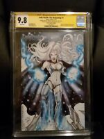 Lady Death (The Reckoning)  #1 Tribute Naughty Edition Signed 2x CGC 9.8