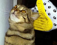 Tier-Pflegehandschuh - für Hunde, Katzen usw.! Pflege Haustier Hund Fellpflege