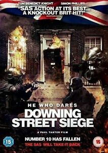 He Who Dares - Downing Street Siege (DVD< 2015)