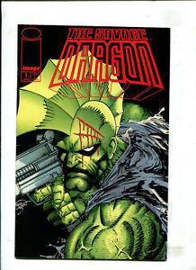 THE SAVAGE DRAGON #1 - ONGOING SERIES (9.2) 1993