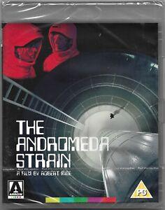 Robert Wise's: The Andromeda Strain Blu Ray Region B Inc Registered Post