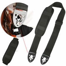 Adjustable Quick Lock Guitar Strap + Soft Shoulder Pad for Electric Guitar Bass