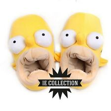 THE SIMPSONS HOMER CIABATTE simpson peluche pantofole cosplay pantofole slippers