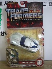 Transformers ROTF Deluxe Class Sideswipe MOSC