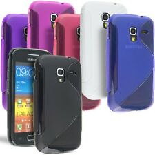 GRIP GEL CASE FOR SAMSUNG GALAXY ACE 2 i8160 + FREE SCREEN PROTECTOR