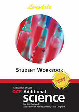 Lonsdale GCSE Revision Plus - OCR Gateway Additional Science: Workbook (2012 Exa