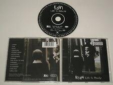 KORN/LIFE IS PEACHY(IMMORTAL/EPIC 485369 6) CD ÁLBUM