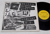 REVENGE OF WINSTON:LP-ITALIAN WC-ORIG ITALY PUNK/GARAGE