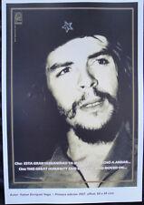 OSPAAAL Poster Che Guevara Esta Gran Humanidad ya Dijo Basta Carteles Afiches