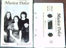 MUSICA DOLCE MUSICA DOLCE CASSETTE BAROQUE CHAMBER