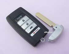 OEM ACURA smart key keyless entry remote fob transmitter DRIVER 1 +BLANK INSERT