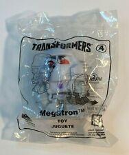 McDonalds 2018 Transformers Happy Meal Toy #4 Megatron (P)