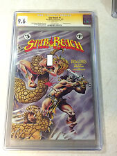 STAR REACH #3 CGC 9.6 only SIGNATURE SERIES top graded 1975 FRANK BRUNNER
