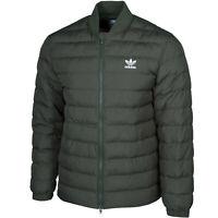 Adidas Originals SST Superstar Quilted Padded Men's Lightweight Mid Jacket Coat