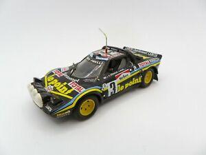 Lancia Stratos Darniche Mahé #3 1980 Tour de France Solido 1/43 Rally Kit Rare