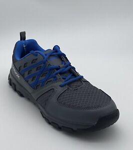 Reebok Sublite Work ESD - Grey Blue - Men's Soft Toe Work Shoes - RB4012