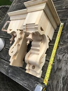 Gothic Style Cooker Hood Corbels