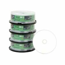 100x Intenso Rohlinge DVD-R bedruckbar inkjet 4,7 GB - 16x speed - in Cakebox