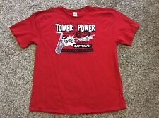 """New ListingTower Of Power """"Live In Concert """" Tee Shirt,Size 2Xl, Soul With A Capital """"S�"""