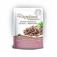 Applaws Cat Pouch Jelly Tuna & Salmon - 70g - 14404