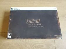 Fallout New Vegas Collector's Edition (PC, 2010) Excellent Condition *Complete*