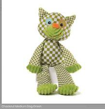 NEW GUND  Large Stuffed Green Cat   Toy Nursery Age 1+ NWT Soft Toy Brand New
