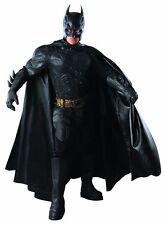 Licensed Theatrical Quality XL Adult Batman Costume w/ RARE FACEPIECE