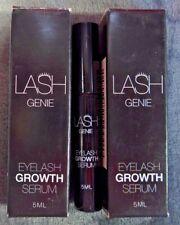 Lash Genie Eyelash Growth Serum 5ml THREE-PACK (KM314)