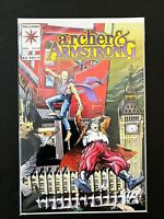 ARCHER AND ARMSTRONG #10 VALIANT COMICS 1993 NM+ (ARCHER & ARMSTRONG)
