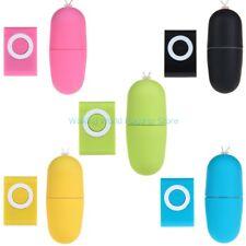 Waterproof Portable Wireless MP3 Style Remote Control Women Vibrating Massager