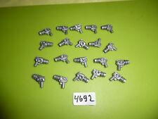 LEGO figure: assortimento di armi per astronauti ad esempio, Space, Star Wars