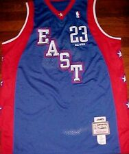 a858f6d63488 Mitchell Ness Hardwood 2004 LeBron James 23 All Star East Swingman Jersey 54