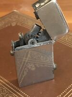 1900s Best Make Petrol P.M Automatic Lighter Made in Germany RARE Nice Cond
