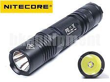 NiteCore P10 Precise Cree XM-L2 T6 800lm 193m Tactical Flashlight