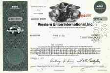 Western Union Wui 1971 Rochester Hiram Sibley Mississippi Valley First Data 200