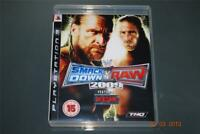 WWE Smackdown Vs Raw 2009 PS3 Playstation 3 **FREE UK POSTAGE**